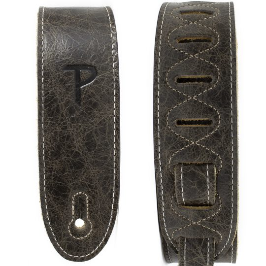 italian leather guitar strap
