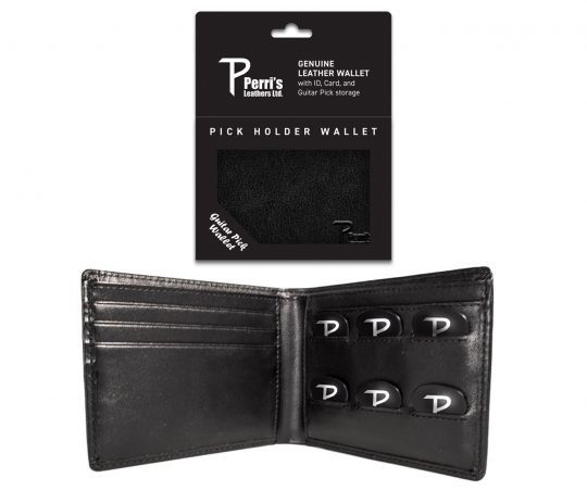 pick holder wallet