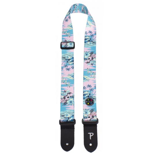 Official Licensing Maui And Sons Polyester Ukulele Strap