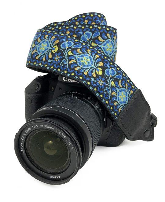 jacquard camera strap